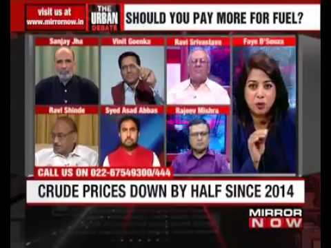 News talk discussion on oil prices- News
