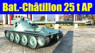 Pokaż co potrafisz !!! #1172 Bat.Chat 25t AP i rekord DMG Chopka