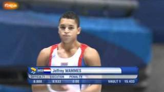 Jeffrey WAMMES (NED) EF VT - WC Tokyo 2011