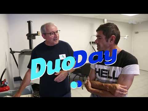 DuoDay 2019, l'inclusion commence par un duo