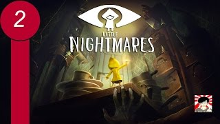 LITTLE NIGHTMARES | Gameplay ITA #02 | Attenzione al guardiano!