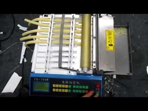 Auto Rubber Band Cutting Machine Rubber Tube Cutting