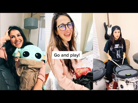 Funny Mike and Kat Tik Tok 2021 (W/Tittles) - Best Funny Vines