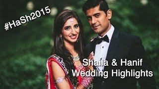 Shaila & Hanif Wedding Highlights | Atlanta Ismaili Indian Wedding Video