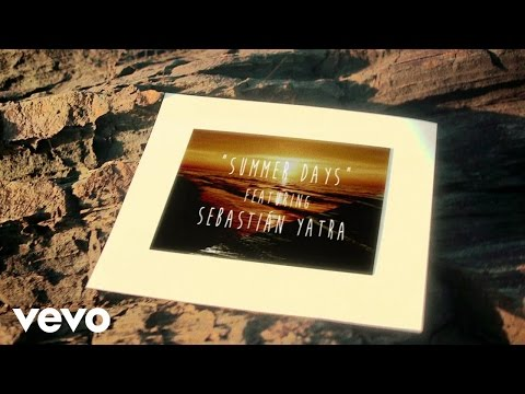 Milow, Sebastián Yatra - Summer Days (Lyric Video)