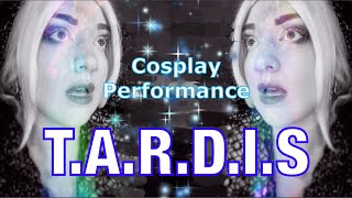 TARDIS Doctor Who Cosplay | Theatrical Performance | Flow Poi