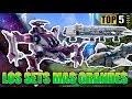 TOP 5: Los Sets más Grandes de Halo