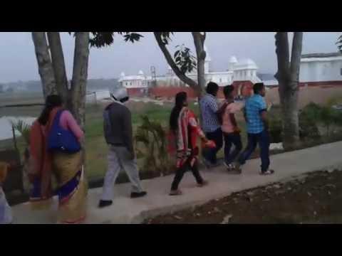 Family Picnic At Nirmahal