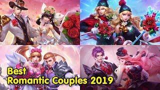 Mobile Legends ❤ Best Romantic Couples 2019 ❤
