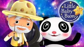 Learn with Little Baby Bum | Aiken Drum Man on The Moon | Nursery Rhymes for Babies | Songs for Kids