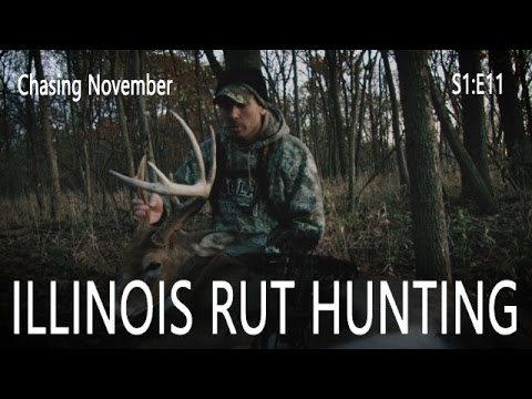Chasing November S1E11 | Illinois Rut Hunting