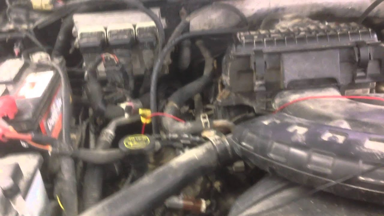 Ford F150 P0446 Diagnosis And Repair Youtube 6 Best Images Of 2001 F250 Wiring Diagram