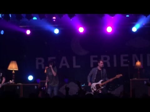 "Real Friends - ""Mess"" (Live) Holiday Show Chicago, IL 1/7/2017"