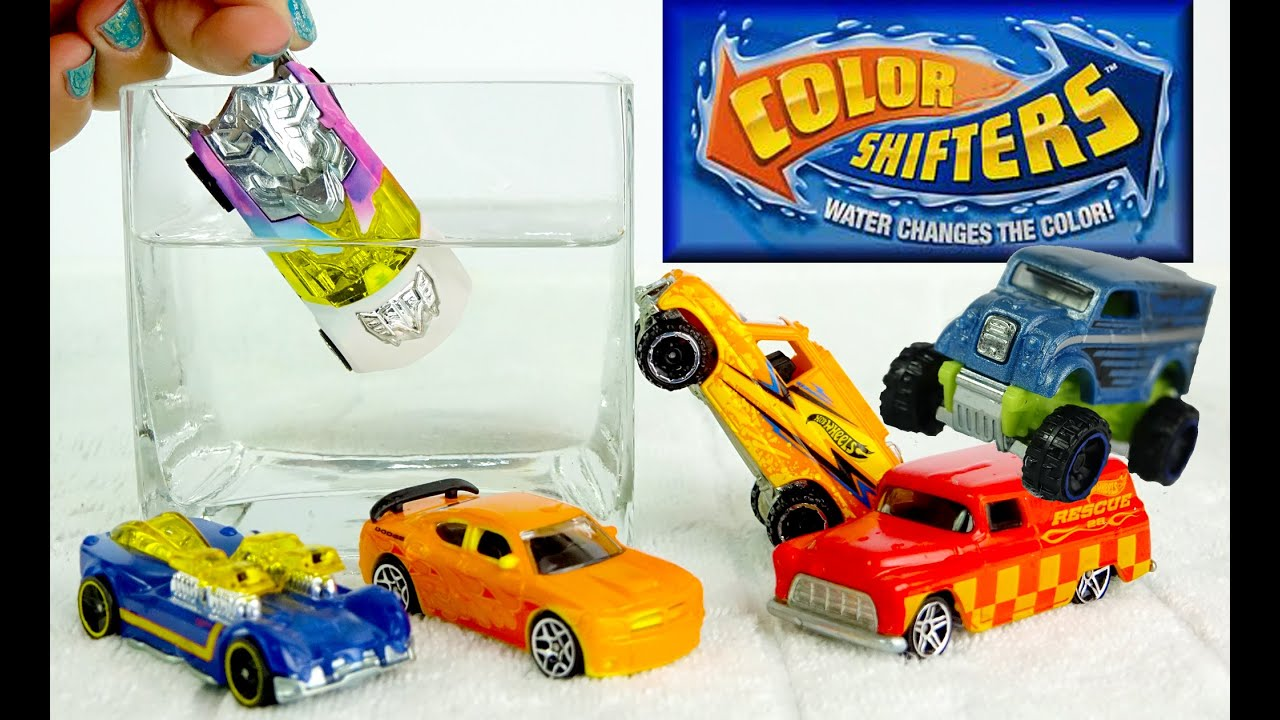 color changers cars toys new hot wheels monster trucks. Black Bedroom Furniture Sets. Home Design Ideas