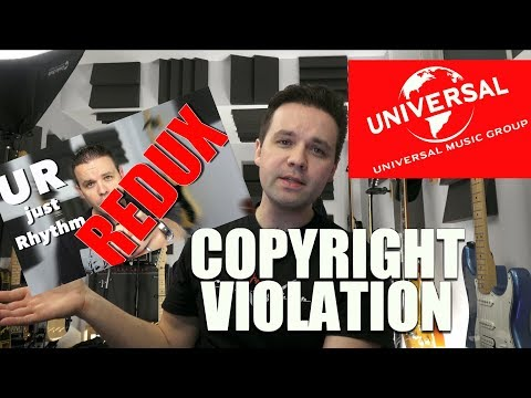 Universal Music Group Gave Me a Copyright Claim - Here's My Response