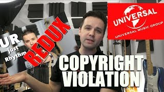 Universal Music Group Gave Me a Copyright Claim - Heres My Response