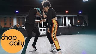 WSTRN ft Unknown T - Medusa (Dance Class Video) | @gregcophy Choreography | Chop Daily Video