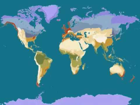 Climatic Regions of the world
