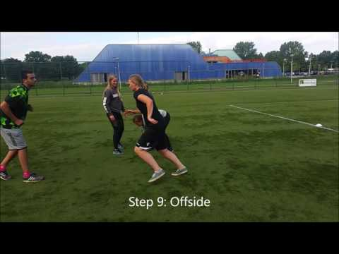 ISMB: Group 5 – 1U – 12-step video touch rugby