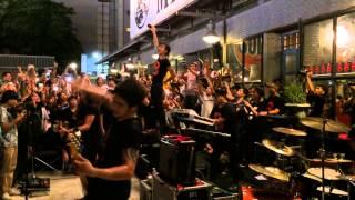 เพลง แสงสุดท้าย BodySlam Mini Concert BodySlam13 @ ตลาดนัดรถไฟ รัชดา