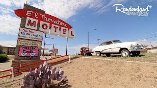 My Favorite Route 66 Motel & How I got out of Jail