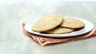 Giant Sugar Cookies- Martha Stewart