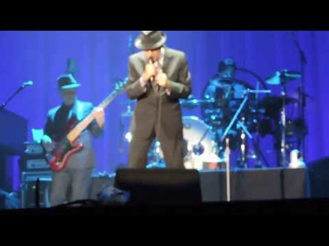 Leonard Cohen - Antwerp Waiting for the miracle to come