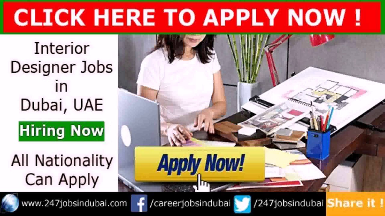 Interior Design Jobs Dubai Uae Best Interior 2018