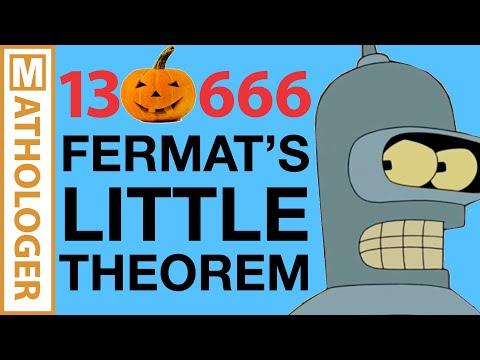 Fermat's HUGE little theorem, pseudoprimes and Futurama