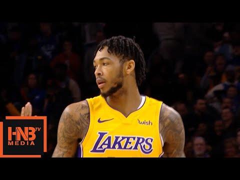 Brandon Ingram Game-Winner / Lakers vs Sixers / Dec 7