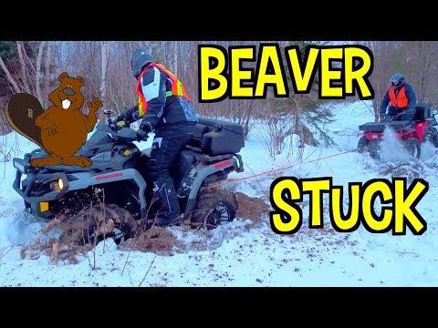 Welcome To Area 52👽! - Winter ATV Tour Of Cubbeezx Land -  Nov. 26, 2017
