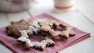 Gingerbread Cookies- Everyday Food with Sarah Carey