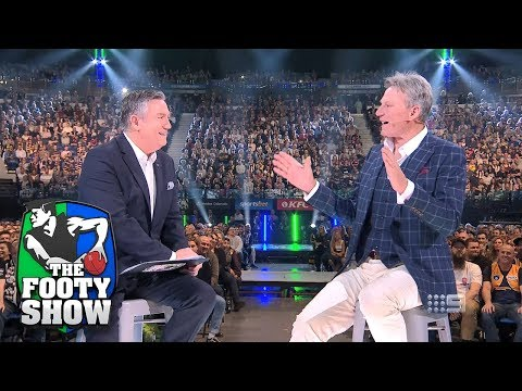 All-time best moments from 25 years of The Footy Show | AFL Footy Show 2018