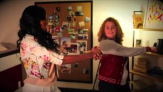 "Coco Jones Teaches You ""Holla At The DJ"" Dance!"