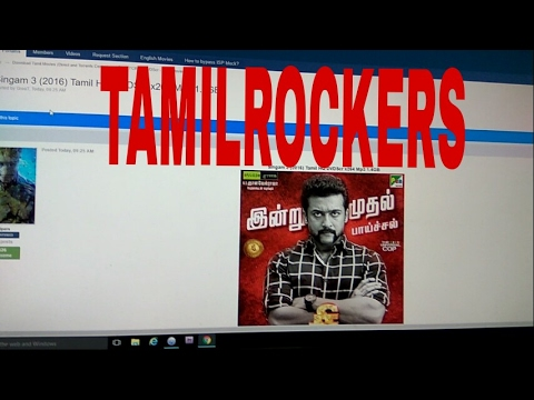 SINGAM 3 PIRATED BY TAMIL...