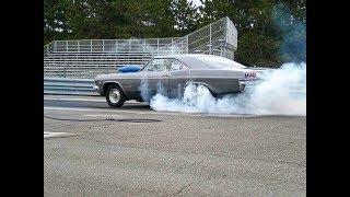 Drag Racing my 1965 Impala SS!!!