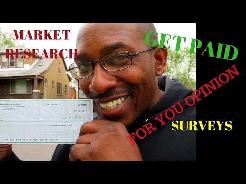 Make money with Surveys