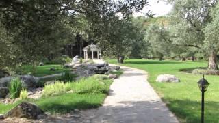 Парк Айвазовского в Партените. Оливковые деревья.(Видео с парка Айвазовского и стрекочущие цикады в Крыму., 2014-12-18T14:41:00.000Z)