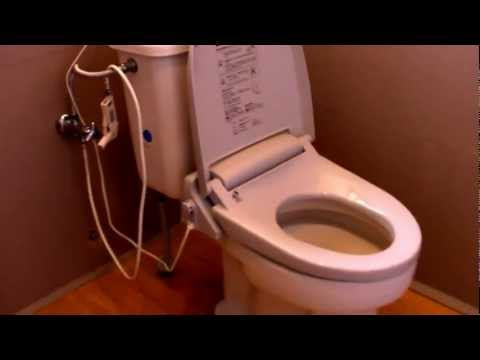 Japanese Trapdoor Toilet (Basic Water Wash - Kani Suisen)