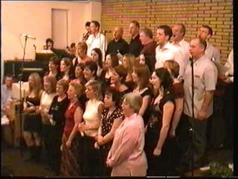 Last ever song of Westwoodhill Evangelical Church Choir - Christmas Eve 2003