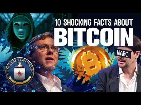 Top 10 Bitcoin Facts That Will Shock You! CIA, Satoshi, Hacks & More!!