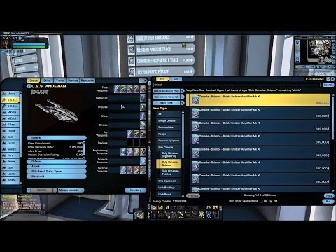 Star Trek Online Ship Spec Guide: Engineering Ships