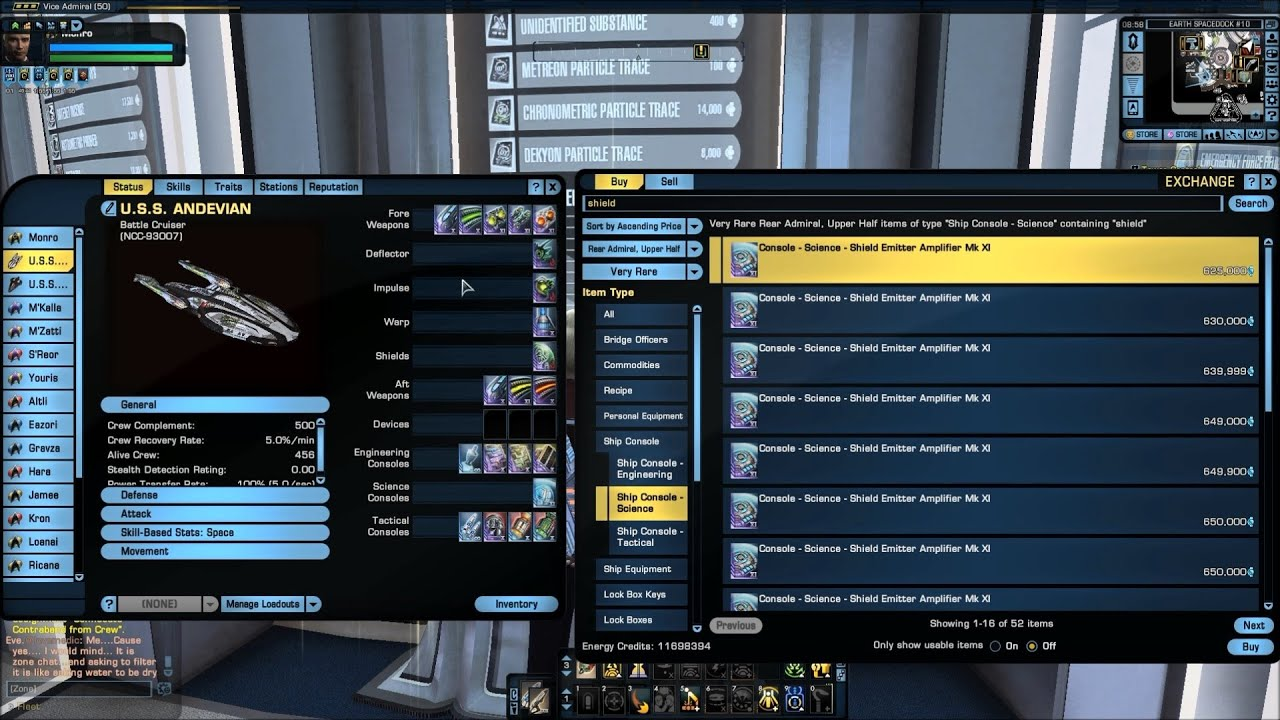 Training Manual - Official Star Trek Online Wiki