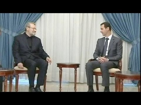 Syria: Tehran renews support for Assad regime