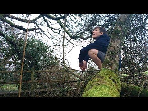 Winter Barefoot Grounding - Inspired by Tim Shieff