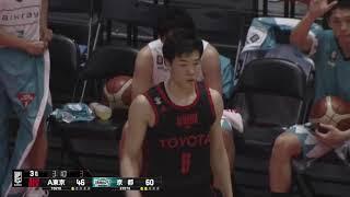 アルバルク東京vs京都ハンナリーズ|B.LEAGUE 第11節 GAME1Highlights|11.23.2018 プロバスケ (Bリーグ)