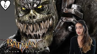 Chased Down By Killer Croc (Scary) / Batman: Arkham Asylum / Part 6