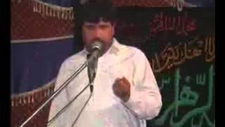 Zakir Amir Abbas rabani wapsi madina yadgar majlis at faisalabad pakistan