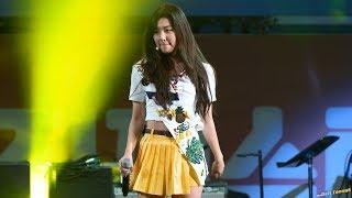 180916 슬기 Seulgi 레드벨벳 Red Velvet '한 여름의 크리스마스 With You' 4K 60P 직캠 @어제그린오늘 뮤직페스티벌 by DaftTaengk