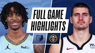 Game Recap: Nuggets 139, Grizzlies 137